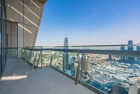 5 Bedroom Penthouse for Rent in Downtown Dubai, Dubai - New to Market|Burj Khalifa View|High Floor
