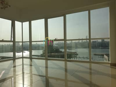 3 Bedroom Apartment for Rent in Al Reem Island, Abu Dhabi - Hurry Up* Sea View* 3 Master BR with Maidsroom