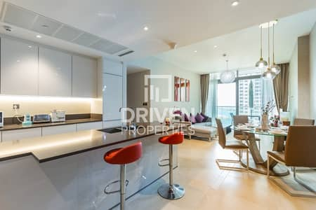 2 Bedroom Flat for Sale in Dubai Marina, Dubai - Furnished Apt | High Floor | Best Location