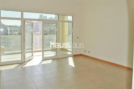 فلیٹ 2 غرفة نوم للايجار في نخلة جميرا، دبي - Top floor | Kitchen appliances incl | Mid Jan
