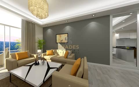 Floor for Sale in Dubai Sports City, Dubai - 9% Return Rented Granted with 10 Years