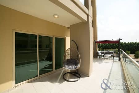 2 Bedroom Apartment for Sale in The Greens, Dubai - Two Bedroom | Large Terrace | Vacant Now
