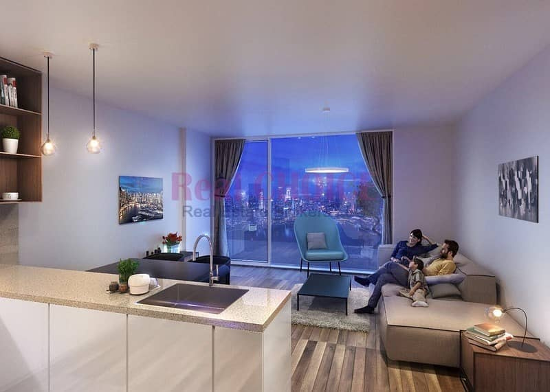 2 Huge 2BR Apartment|Kids Pool View