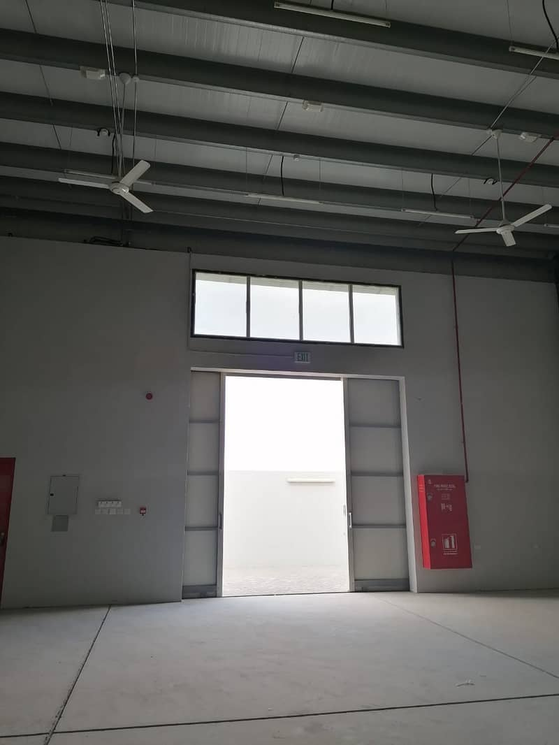 BRAND NEW  WAREHOUSE FOR RENT IN SAJAA  S