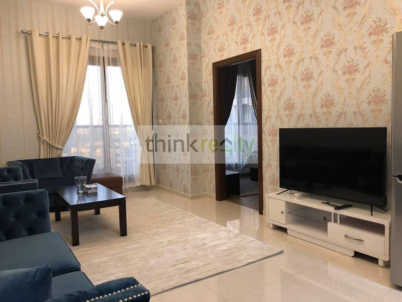 Beautifully furnished 2 bedroom / Elite 10 / AED 62