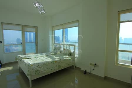 2 Bedroom Flat for Sale in Al Reem Island, Abu Dhabi - I Sea view One of a Kind 2 bed apt. with Balcony I