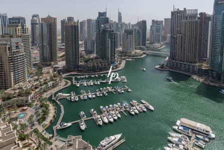 فلیٹ 2 غرفة نوم للبيع في دبي مارينا، دبي - Immaculate Apartment|Stunning Views|Available Now