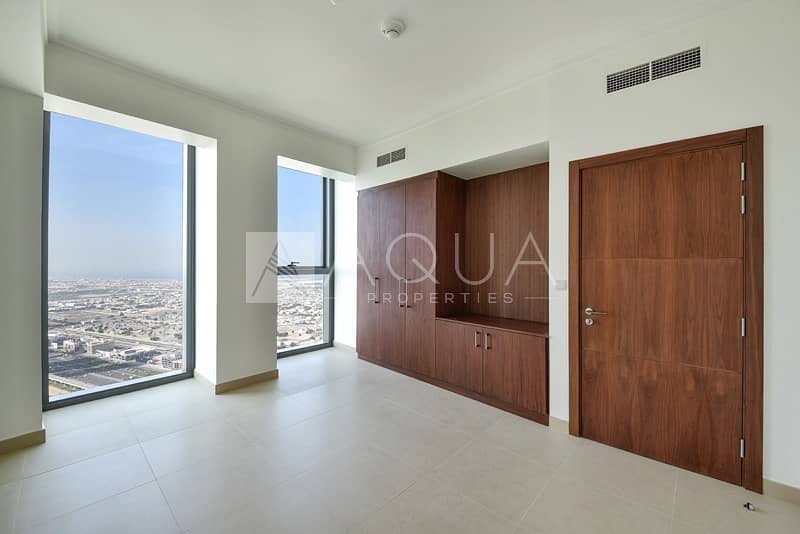 3BR+ Maid's | High Floor | Burj and Fountain View