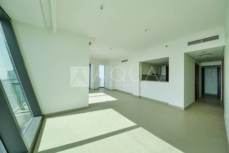 2 3BR+ Maid's | High Floor | Burj and Fountain View