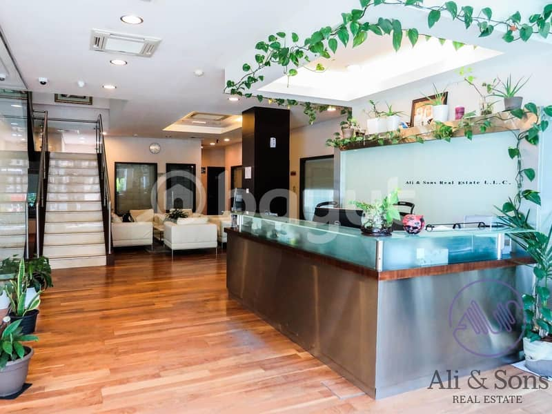 10 Office for rent at Ali & Sons Business Centre