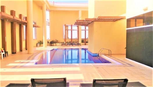 3 Bedroom Apartment for Rent in Al Salam Street, Abu Dhabi - Amazing 3 BR Sea View with Pool and Gym