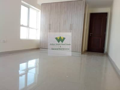 1 Bedroom Flat for Rent in Mussafah, Abu Dhabi - Spacious 1 BHK Apt with Fully Fitted Kitchen Near Public Park