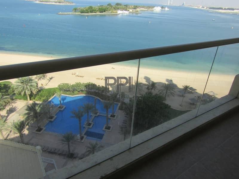 2 1 Bedroom Apartment with Sea view  at Al Basri-B1