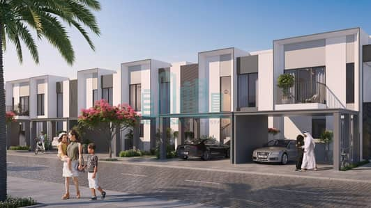 3 Bedroom Townhouse for Sale in The Valley, Dubai - Best-priced 3 Bedroom Townhouse