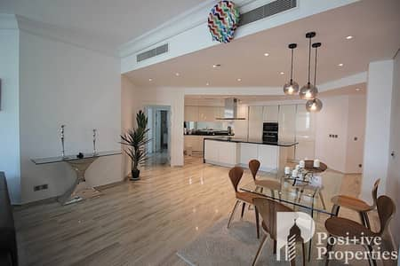 3 Bedroom Flat for Sale in Palm Jumeirah, Dubai - Upgraded Type C || Vacant || Furnished