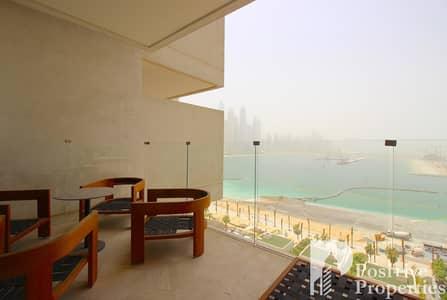 شقة 2 غرفة نوم للبيع في نخلة جميرا، دبي - Amazing Deal    MarinaSea    High Floor