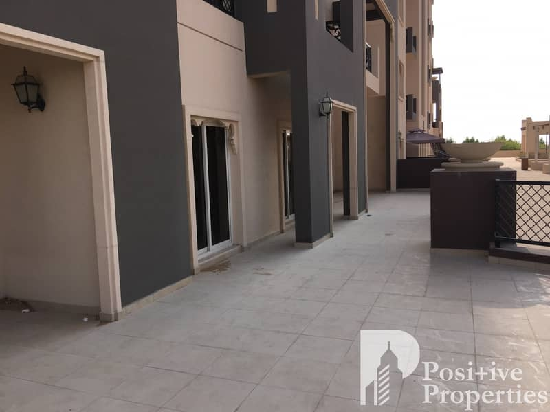 26 Spacious 3 Bedroom | Podium | Terrace