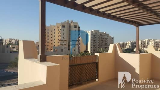 2 Bedroom Flat for Sale in Remraam, Dubai - 2 Bedroom | Semi Closed Kitchen | Tenanted