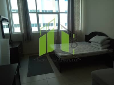 Studio for Rent in Al Sawan, Ajman - Furnished Studio apartment on monthly basis in Ajman One Towers