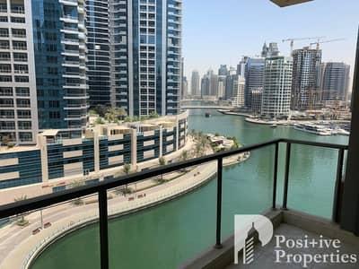 2 Bedroom Apartment for Rent in Dubai Marina, Dubai - Full Marina View- Wonderful Location- Great Price!