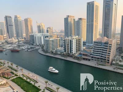 2 Bedroom Apartment for Rent in Dubai Marina, Dubai - REDUCED PRICE- Chiller Free- Marina View!!!