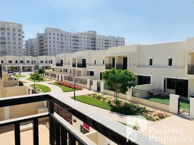 3 Bedroom Townhouse for Rent in Town Square, Dubai - CLOSE TO POOL AND PARK | TYPE 10 | 1 YEAR WARRANTY