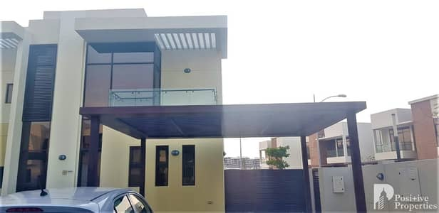 3 Bedroom Townhouse for Rent in DAMAC Hills (Akoya by DAMAC), Dubai - SINGLE ROW   TH-M   BIG CORNER PLOT   NEXT TO PARK