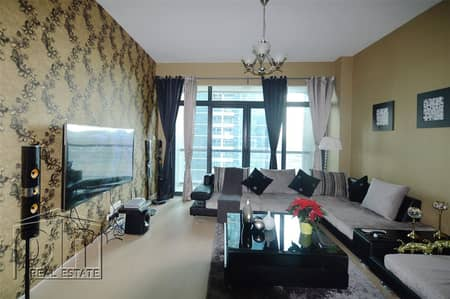 1 Bedroom Flat for Rent in Jumeirah Lake Towers (JLT), Dubai - Fully Furnished - Spacious 1 Bed - Vacant