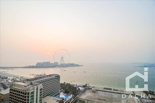 2 Stunning Sea View / Spacious 2 Bed