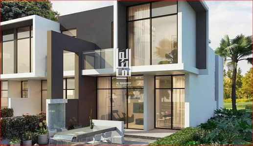 3 Bedroom Villa for Sale in Akoya Oxygen, Dubai - 3BR  Villa At Akoya oxygen !! Start price 1M | 0% Commission!