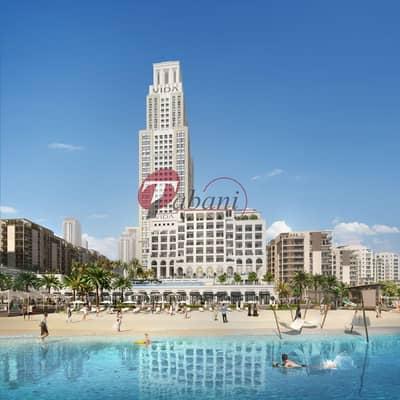 فلیٹ 2 غرفة نوم للبيع في ذا لاجونز، دبي - Spectacular Views of Sea and Creek Tower