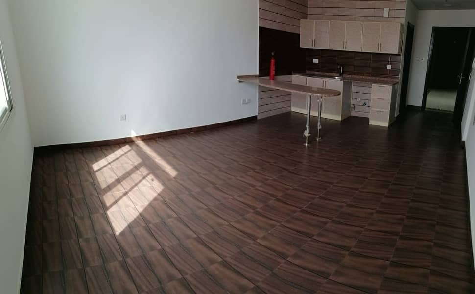 for rent brand new spacious studio at a brand new local building  500 sqft