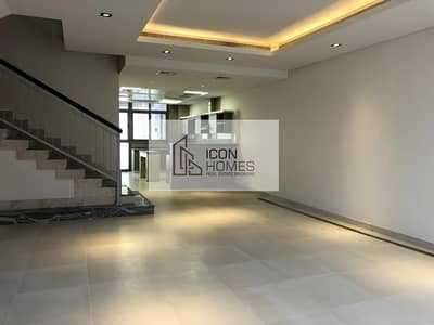 4 Bedroom Villa for Rent in Jumeirah Village Circle (JVC), Dubai - BRAND NEW LUXURIOUS VILLA FOR MODERN LIFE STYLE 4BR WITH MAID ROOM AND HUGH TERRACE FOR BARBECUE