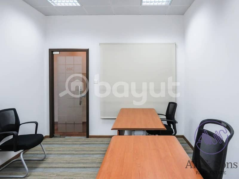 2 Office for rent at Ali & Sons Business Centre