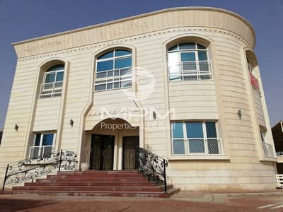 6 Bedroom Villa for Rent in Mohammed Bin Zayed City, Abu Dhabi - Stand alone Commercial Villa with Front Yart