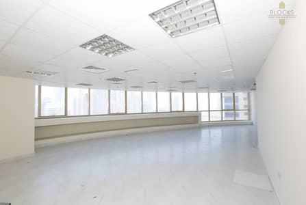 Office for Rent in Jumeirah Lake Towers (JLT), Dubai - Vacant Fitted Office Space in Jumeirah Lake Towers