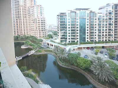 1 Bedroom Flat for Rent in The Views, Dubai - Tanaro | Vacant 1BR | Lake View
