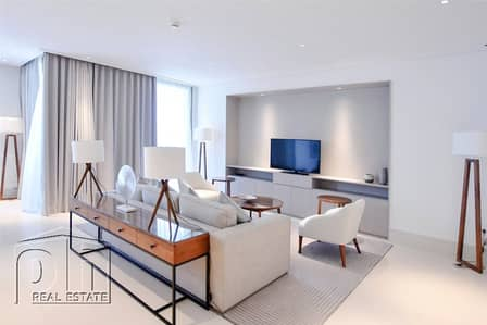 2 Bedroom Apartment for Rent in Downtown Dubai, Dubai - Available now | Elegant Serviced Apartment
