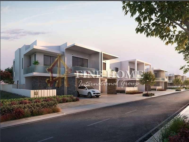 2 Great 2BR Villa in Yas Acres . Yas Island