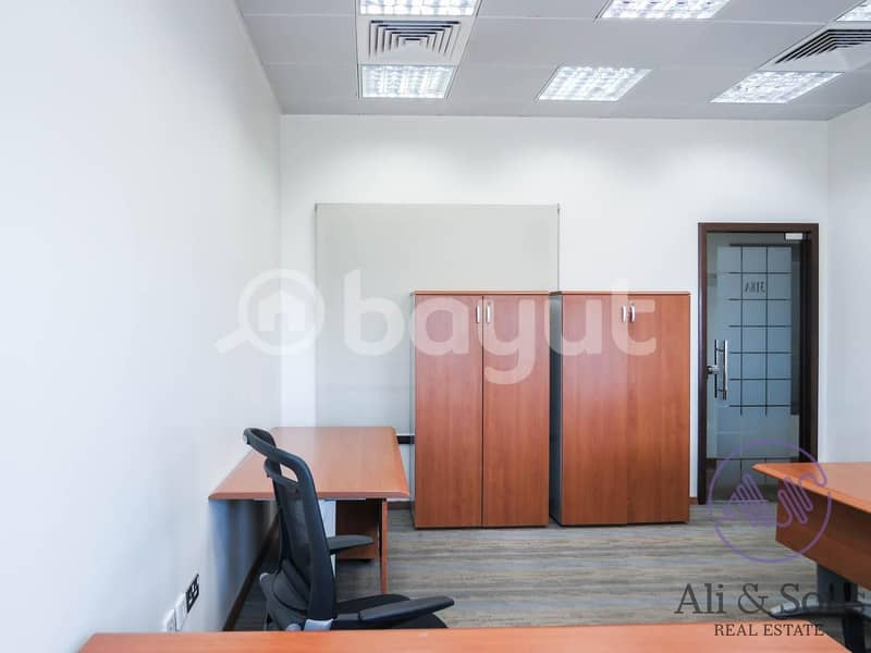 2 Fully Furnished Office | Direct from the Landlord