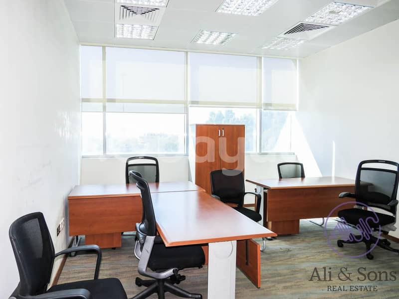 Fully Furnished Office | Direct from the Landlord