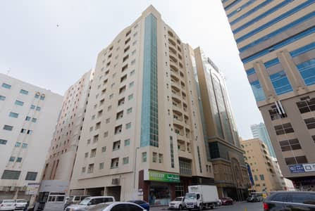 2 Bedroom Apartment for Rent in Al Qasimia, Sharjah - Upscale 2BHK with balcony