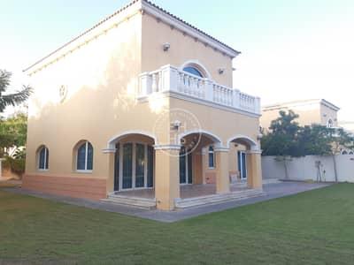 فیلا 5 غرفة نوم للايجار في جميرا بارك، دبي - Lush Green Garden | Vacant | Large Plot | Legacy