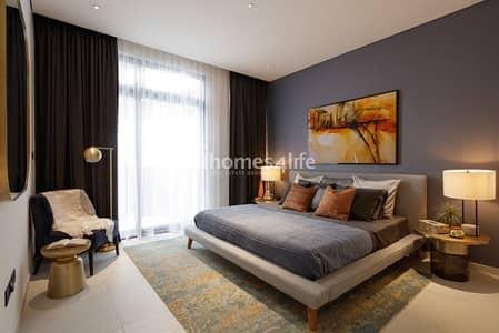 2 Bedroom Apartment for Sale in Jumeirah Village Circle (JVC), Dubai - Pool View 2BR|4% DLD Wavier|High ROI