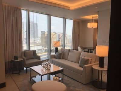 1 Bedroom Flat for Rent in Downtown Dubai, Dubai - Brand New | Fully Furnished 1BR | Sea View