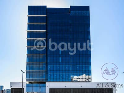 Office for Rent in Rawdhat Abu Dhabi, Abu Dhabi - Affordable shell and core office space for rent