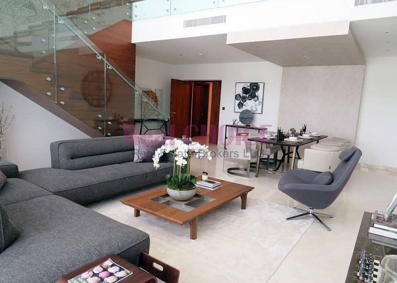 2 Pay 30% and Move in Top Quality Duplex Penthouse