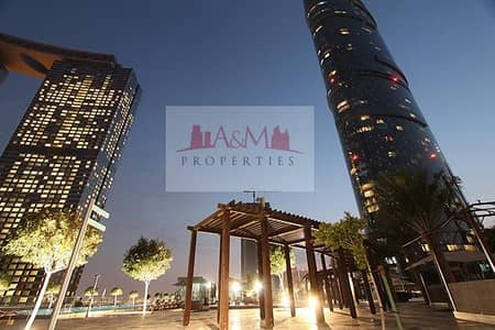 شقة 1 غرفة نوم للايجار في جزيرة الريم، أبوظبي - Excellent Offer in Sun Tower..! 1 Bedroom Flat with all Facilities 70000 only..!!!