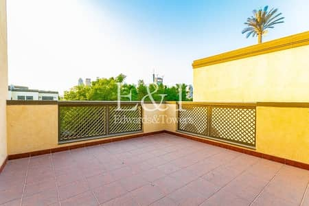 5 Bedroom Villa for Rent in Jumeirah Park, Dubai - Outstanding Regional Villa 5BR+M Great Location|JP