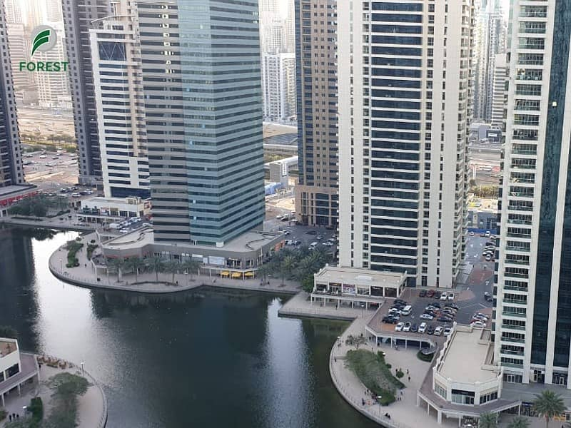 Vacant Full Lake View 2 Bedroom on High Floor